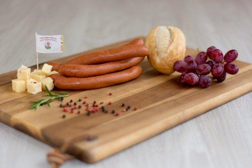 Rindswiener mit Käse - 100g